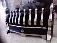 Chrome fire fret