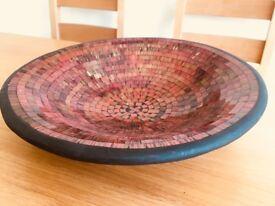 Handmade stylish decorative bowl - 19inch diameter
