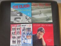 Selection of 45's in pictorialsleeves