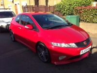 Honda Civic Type R GT 2008 (new idle pulley, new front brake pads) 64.800 miles