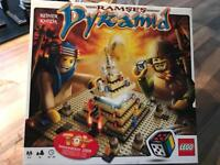 LEGO Ramses Pyramid Game 3843