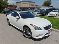2012 Infiniti G37X S COUPE ONE OWNER SPORT AWD