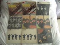 Beatles Vinyl Records