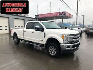 2017 Ford F-350 lariat diesel 6 places cuir gps toit pano
