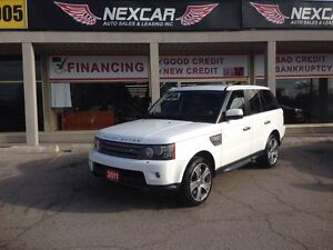 2011 Land Rover Range Rover Sport SUPERCHARGED NAVI 360 CAMERA 1