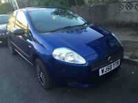 Fiat Grande Punto 1.2 8v Active 3dr - LOW MILEAGE, GOOD CONDITION