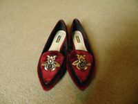 womens loafers uk 6