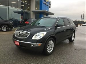 2011 Buick Enclave CXL - ALL WHEEL DRIVE - 7 PASSENGER WITH BUCK