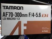 Tamron AF70-300mm F/4-5.6 LD Macro 1:2
