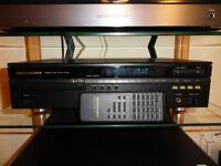 Audiophile cd player - MARANTZ CD-60 special edition + Remote Control