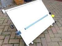 ***Blundell Harling A1 Sherbourne Major Weymouth Drawing Board***