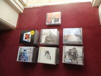 64 CD's includes some special editions Ideal for collector or car boot seller