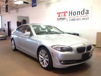 2012 BMW 535i xDrive Xdrive *Leather, Sunroof, Rearview Cam*