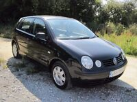 2004 VOLKSWAGEN POLO 1.9 DIESEL 5 DOOR ONLY 82000 MILES