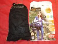 2 x SnoozeShade infant car-seat covers