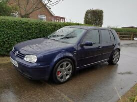 2001 VW Golf 2.8 v6 4 motion 4x4