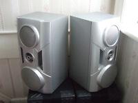 Pair of Goodmans 20W RMS 3 Way Speakers