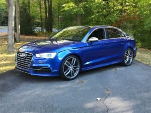 2015 Audi S3 2.0T Technik Navigation Toit panoramique