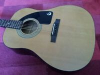 Epiphone Acoustic Guitar. Gibson Fender Martin Guild Taylor Squier