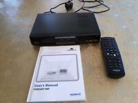 Humax freesat HD Digital Satellite receiver
