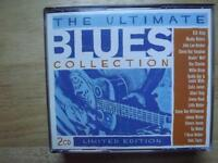 """FS: """"The Ultimate Blues Collection"""" Limited Edition 2-CD Box Set"""