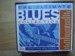 "FS: ""The Ultimate Blues Collection"" Limited Edition 2-CD Box Set London Ontario image 1"