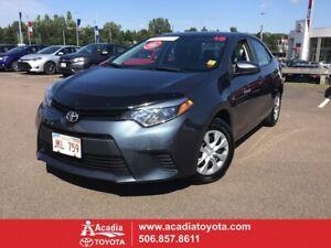 2015 Toyota Corolla CE *A/C*POWER LOCKS*POWER WINDOWS*