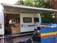 Motorhome swap for campervan