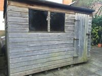 Shed 10ft X 8.5ft