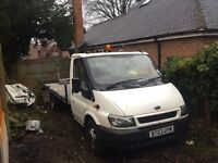 FORD TRANSIT 3.5T RECOVERY TRUCK LWB