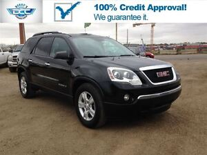 2008 GMC Acadia SLE AWD 7 Passenger!! Low Monthly Payments!!