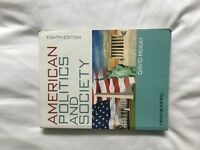 American Politics and Society 5th Edition