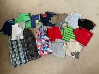 Boys 7-8 years summer clothes bundle