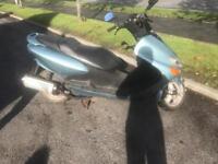 2000 Yamaha moped £250