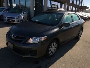 2013 Toyota Corolla CE ENHANCED CONVENIENCE, AUTOMATIC