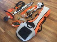 Stihl Kombi Hedge and Garden Power Tool Set