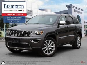 2017 Jeep Grand Cherokee LIMITED 4X4 | PREVIOUS DAILY RENTAL | 8