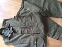 Hoggs of fife tweed waistcoat & breeks