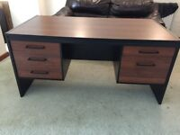 Office table in excellent condition. From pet free home.