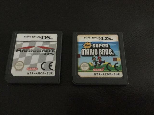 2 Nintendo DS games super Mario bros , MarioKart £10 for both | in Hull,  East Yorkshire | Gumtree