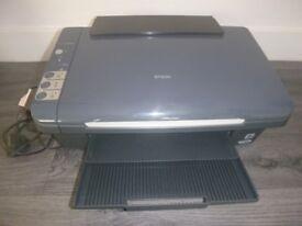 EPSON STYLUS DX4400 PRINTER, SCANNER, COPIER