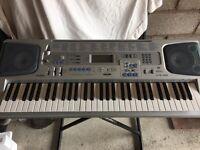 Casio CTK 591 Electric Keyboard