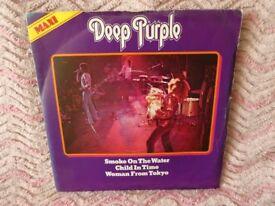 Deep Purple records