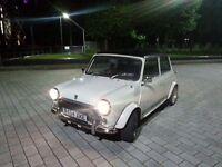 Classic 1985 Austin Mini
