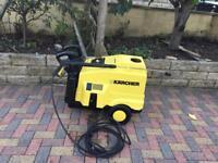 KARCHER HDS 557CI HOT & COLD PRESSURE WASHER STEAM CLEANER REFURBISHED CAR JET TRUCK WASH