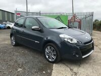Late 2012 Renault Clio 1.2 Dynamique Tom Tom 3 Door **Finance and Warranty** (corsa,fiesta,polo)