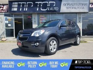 2013 Chevrolet Equinox LT, Only 63KM, 1 Owner, No Accidents, Rem