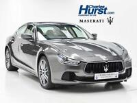 Maserati Ghibli DV6 (grey) 2016-03-11