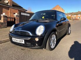 Mini One 1.6 With Panoramic Roof **Wolfrace Alloys** **Full Service History**