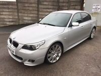 2006(56) BMW 5 Series Saloon 2.5 525d M Sport AUTO 4dr,immaculate condition, with full history